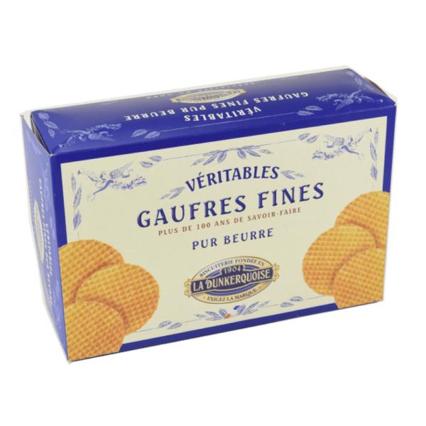 coffret gaufre fine pur beurre