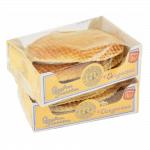 gaufres fourrées vanille
