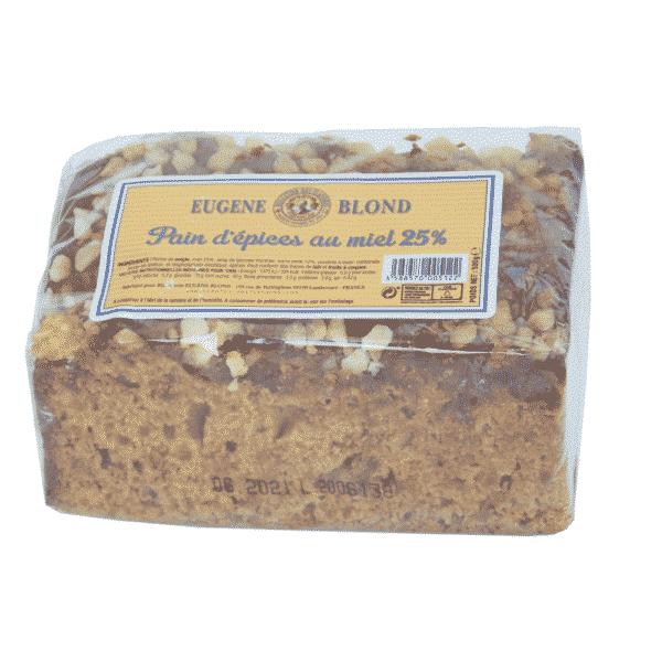 pain d'épice miel