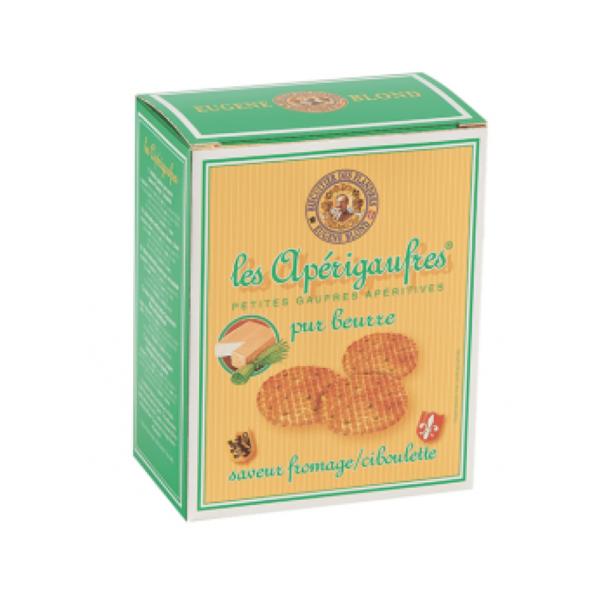 aperigaufre fine fromage ciboulette