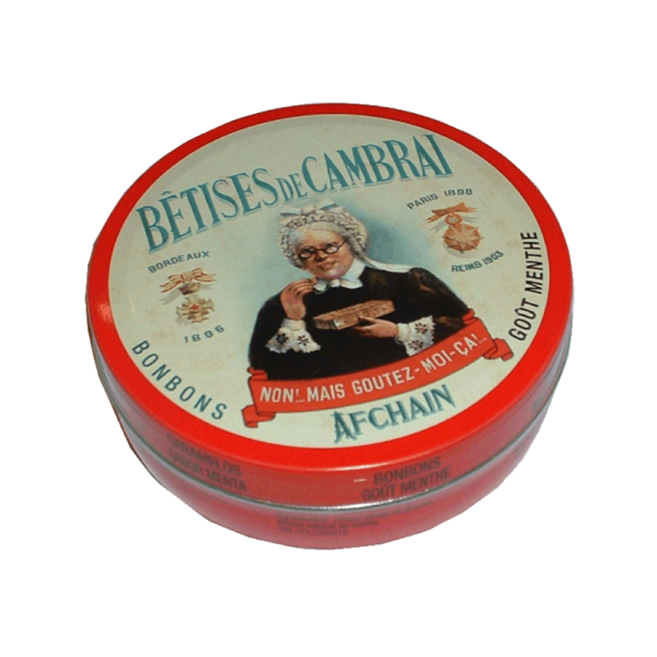 Petite boîte Bêtises de Cambrai (1)