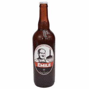 Bière Emile 75cl