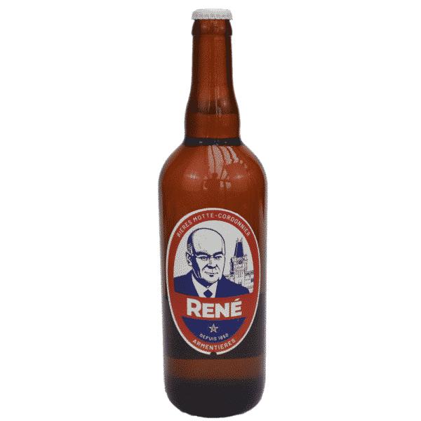 bière rené 75cl