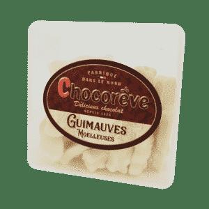 guimauve chocolat blanc
